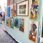 Vicolo Poldo, concorso artistico del comune di Schignano
