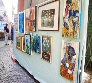 Vicolo Poldo, concorso artistico