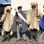 I sapeur e la Sigurtà del carnevale di Schignano