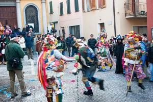 Carnevale di Schignano, Brut e Mascarun