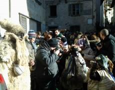 Tutto pronto! Domenica 31 gennaio ecco l'antipasto del Carnevale di Schignano