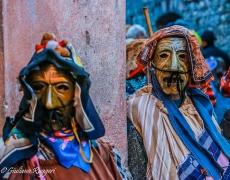 Le foto di Giuliano Ruggeri esaltano il carnevale di Schignano