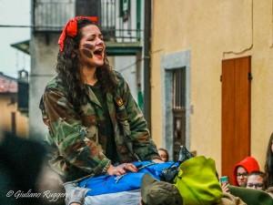 Carnevale di Schignano 2017 martedi grasso