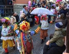 Le immagini della sfilata del 10 febbraio
